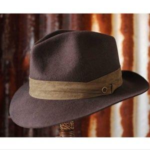 Brand New Fallen Broken Street Felt Hat, M/L